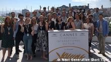 The Next Generation Short Tiger 2018 filmmakers in Cannes! (Next Generation Short Tiger )