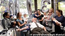 Australien James Harrison 81-Jähriger Blutspender mit seltener Blutgruppe