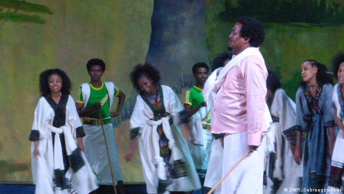 Äthiopien Amhara Cultural Festival in Bahr Dar