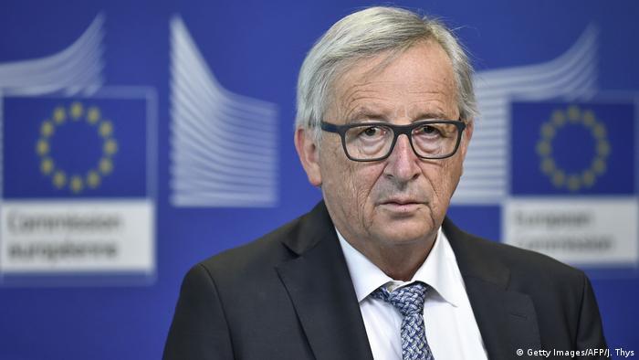 Brüssel Jean-Claude Juncker; Präsident Europäische Kommission