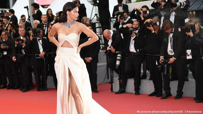 Internationale Filmfestspiele von Cannes 2018 | Adriana Lima (picture-alliance/dpa/Sputnik/E. Chesnokova)