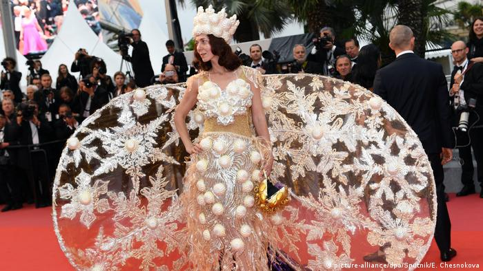 Internationale Filmfestspiele von Cannes 2018 | Larisa Katz (picture-alliance/dpa/Sputnik/E. Chesnokova)