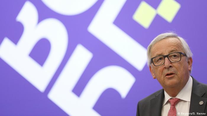 Presidente da Comissão, Jean-Claude Juncker