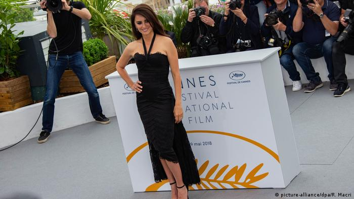 Internationale Filmfestspiele von Cannes 2018 | Penelope Cruz (picture-alliance/dpa/R. Macri)