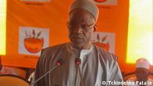 Tschad Oppositionsführer Saleh Kebzabo