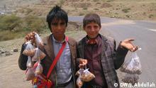 Krieg im Jemen verschärft Phänomen der Kinderarbeit