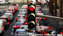 Symbolbild Luftverschmutzung in Deutschland