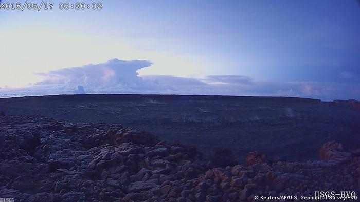nachrichten hawaii vulkan