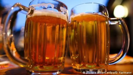 Beer sales in Germany fell dramatically as a result of bar and restaurant closures amid the pandemic