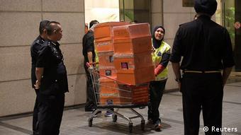Malaysia Hausdurchsuchung bei Ex-Premier Najib Razak
