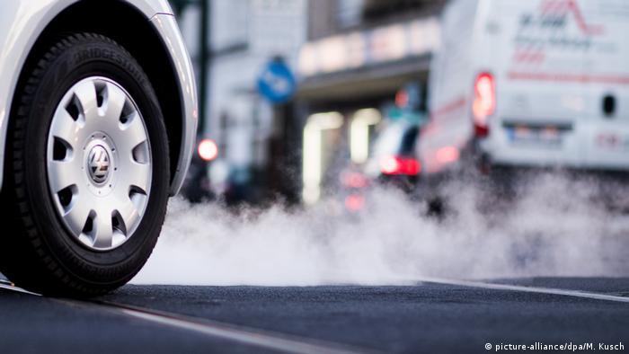 Symbolfoto Dieselskandal