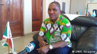 Albert Nduwimana Burundi