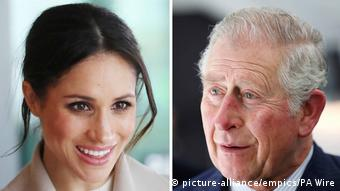 Prince Charles and Meghan Markle (picture-alliance/empics/PA Wire)