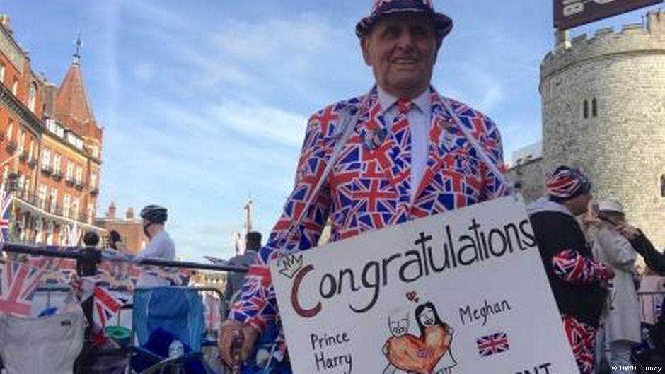 Boda real en Windsor: entre la euforia y las críticas   Sociedad ...