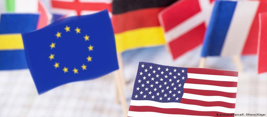 Το Βερολίνο εισηγείται αλλαγή πλεύσης στις σχέσεις ΕΕ-ΗΠΑ