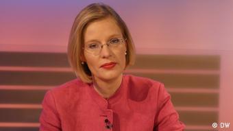 Очільниця берлінського офісу Фонду Кербера Нора Мюллер
