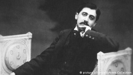 French writer Marcel Proust (picture-alliance/Everett Collection)