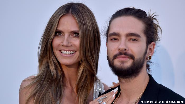 Heidi Klum und Tom Kaulitz (picture-alliance/abaca/L. Hahn)