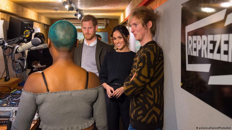 Royal Wedding: London im Hochzeitsrausch | Kultur | DW | 18.05.2018