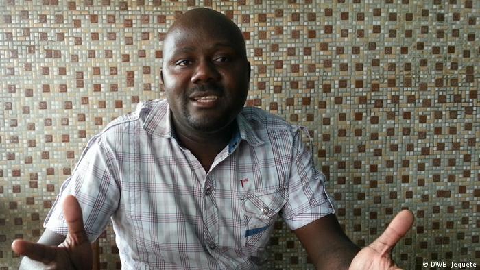 Mosambik Manica - Faizal Castigo - Mosambikanischer Jurist