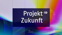 DW Projekt Zukunft Sendungslogo Deutsch