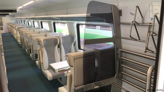 Florida's Brightline high-speed train
