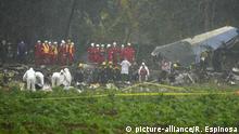 Kuba, Havanna: Flugzeugabsturz mit mehr als 100 Toten