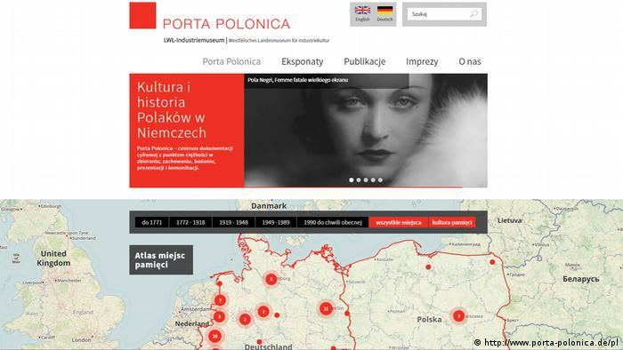 Portal Centrum Dokumentacji Kultury i Historii Polaków w Niemczech Porta Polonica w Bochum
