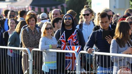 The Royal Wedding (picture-alliance/ZUMAPRESS.com/R. Pinney)