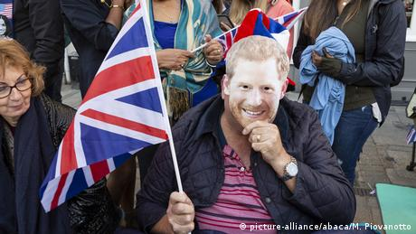 Atmosphere in Windsor Castle around the Royal Wedding of Prince Harry - UK (picture-alliance/abaca/M. Piovanotto)