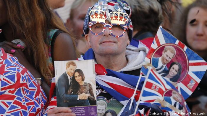 UK Hochzeit von Prinz Harry und Meghan Markle (picture-alliance/AP Photo/F. Augstein)