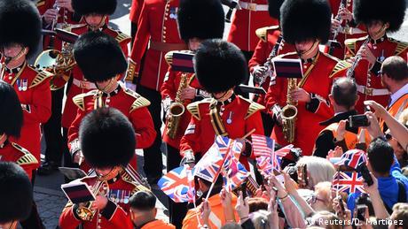 UK Hochzeit von Prinz Harry und Meghan Markle (Reuters/D. Martinez)
