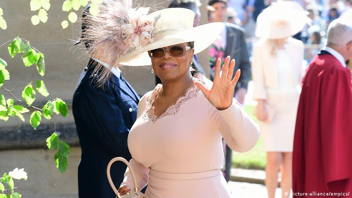 Oprah Winfrey (picture-alliance/empics/)