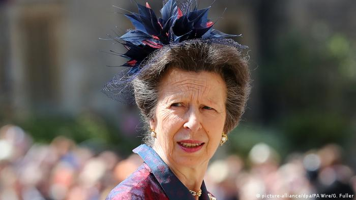 Princess Anne (picture-alliance/dpa/PA Wire/G. Fuller)