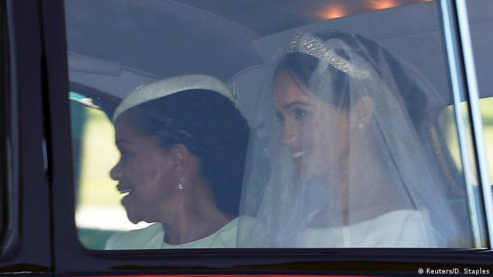 UK Hochzeit von Prinz Harry und Meghan Markle (Reuters/D. Staples)