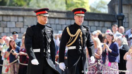Bildergalerie Royal Hochzeit von Prinz Harry und Meghan Markle | (picture-alliance/empics/G. Fuller)