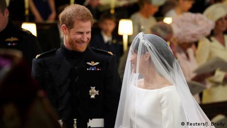 Британський принц Гаррі одружився з акторкою Меган Маркл