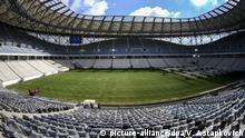 Russland Stadien Volgograd Arena