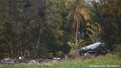 На Кубі жалоба за загиблими в авіакатастрофі