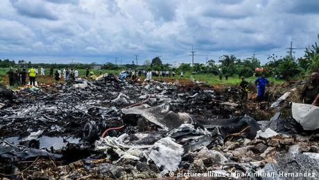 Авіакатастрофа на Кубі: влада підтвердила загибель 110 осіб