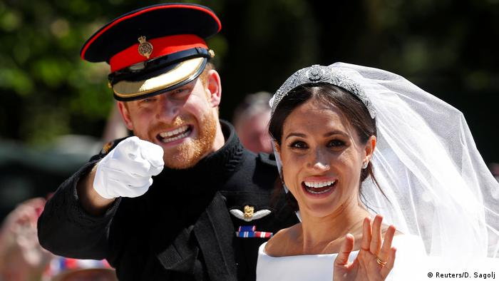 Royal wedding: German broadcaster ZDF accused of racism in its coverage