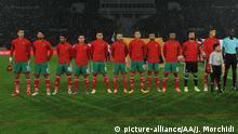 Marokko Fußballmannschaft