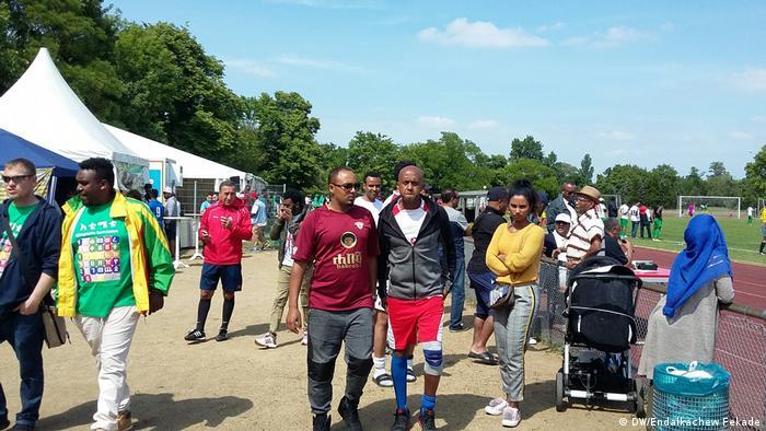 Äthiopisch-Deutsches Sport- und Kulturfestival