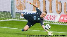 Fußball Pokal Frauen Bayern München - VfL Wolfsburg Jubel über Sieg