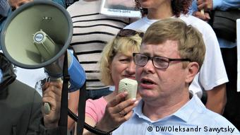 Акція за звільнення українських полонених