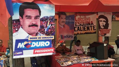 Η Βενεζουέλα, μέσα από Συμπληγάδες, εκλέγει πρόεδρο