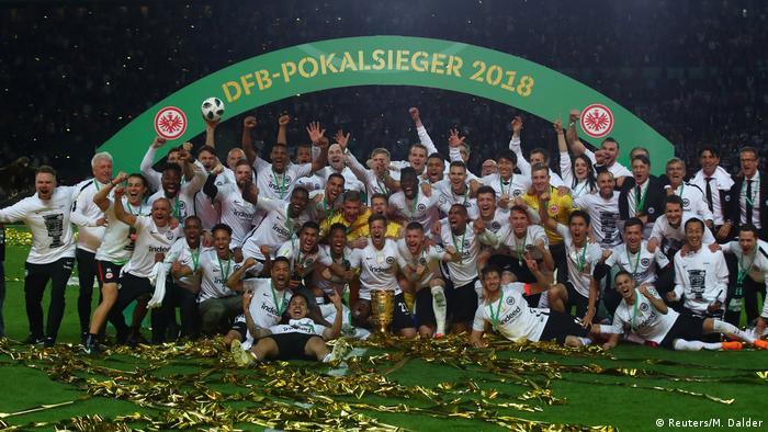 Айнтрахт франкфурт на сайте все о немецком футболе история
