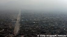 Afghanistan Luftverschmutzung Kabul
