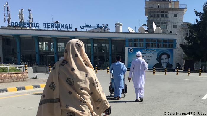 Kabil Hamid Karzai Havalimanı