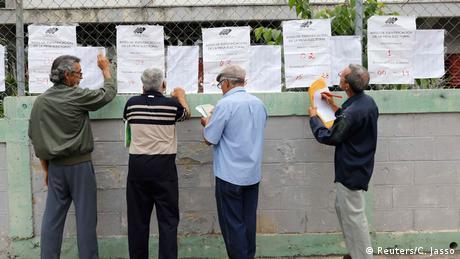"""Βενεζουέλα:""""Οι εκλογές έγιναν, τα προβλήματα παραμένουν"""""""